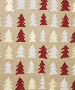 KR18959903-KRAFT-BURGUNDY-GOLD-TREE-MOTIF-PAPER