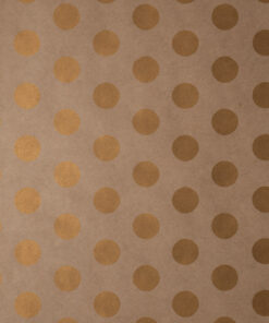 KR723-PRINTED-KRAFT-WRAPPING-PAPER-NATURAL-KRAFT-WITH-GOLD-SPOT-PAPER