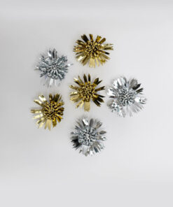 BOWDAISYG-SILVER-AND-GOLD-STICK-ON-DAISY-BOWS