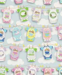 KR15210102A-BABY-CLOTHESLINE-PAPER