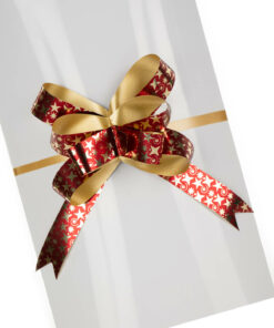 PBOWS18.RED-PULLBOW-METALLIC-RED-GOLD-STAR