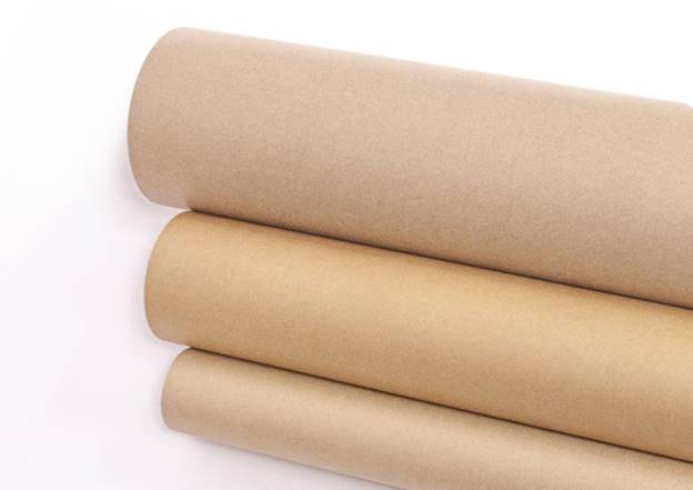 Eco Kraft Wrapping Paper